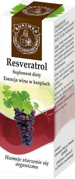 Resveratrol 20 ml BONIMED