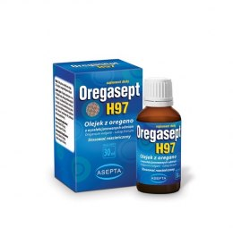 Oregasept H97 30 ml (olejek z oregano) ASEPTA