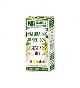 Olejek legendarny mix - stop wirusom 10 ml NATURA RECEPTURA