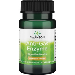 Anti-Gas Enzyme 90 kaps. SWANSON